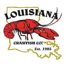 Louisiana Crawfish Company Logo