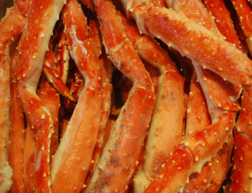 What to Know About North Pacific King Crab Legs