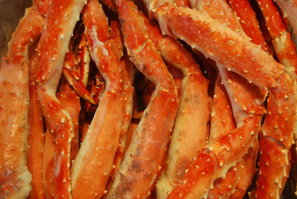 large king crab legs