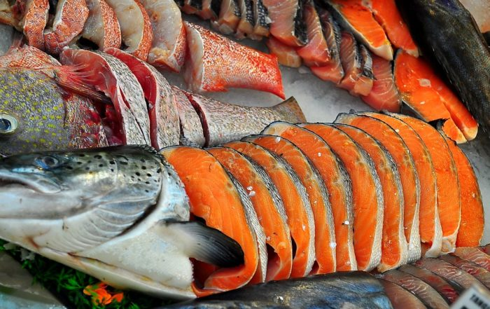 how to cook king salmon