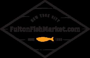 fulton fish market logo