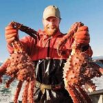 giant king crab