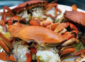 frozen dungeness crab