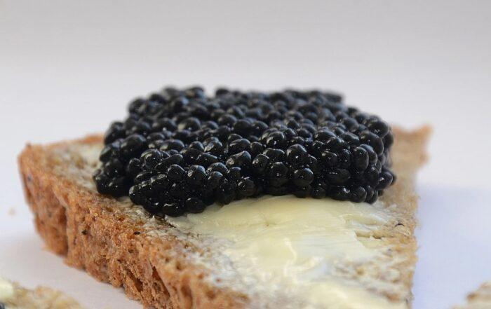 price of caviar