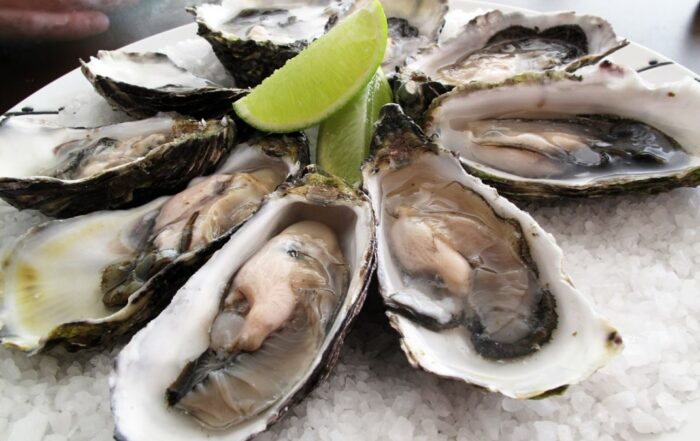 months to buy oysters